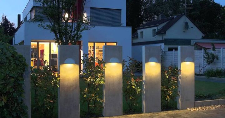 Outside and Interior Lighting Fixtures