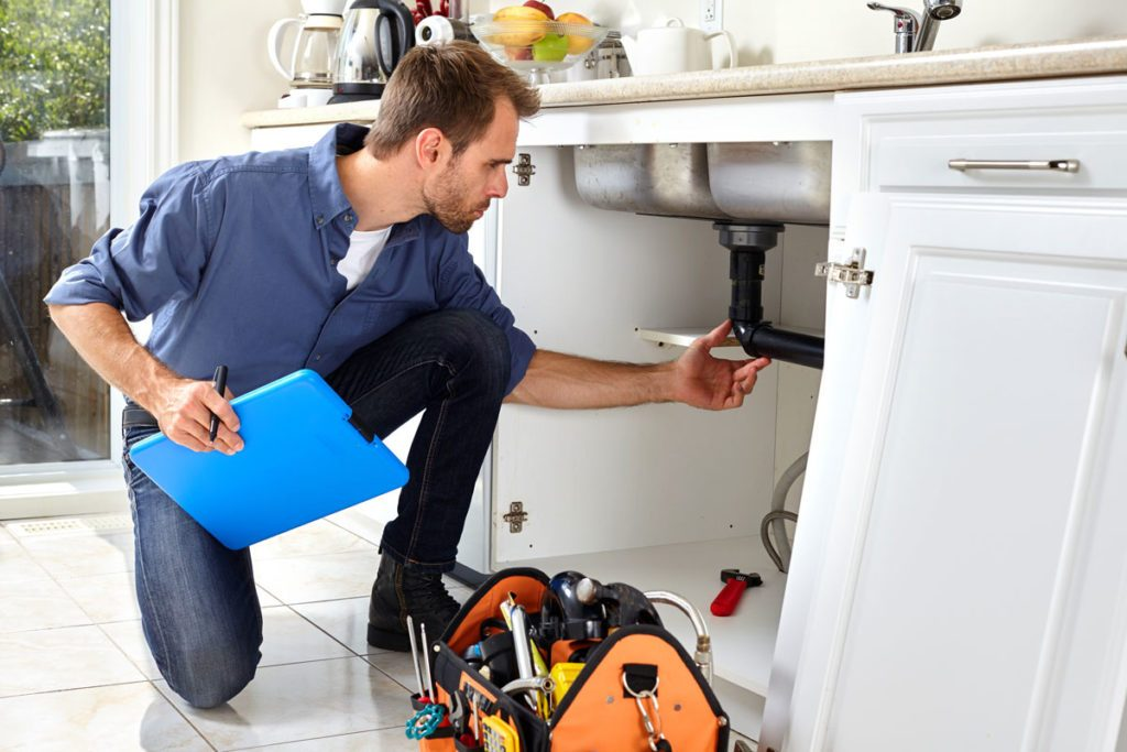 Plumbing Emergency in your house