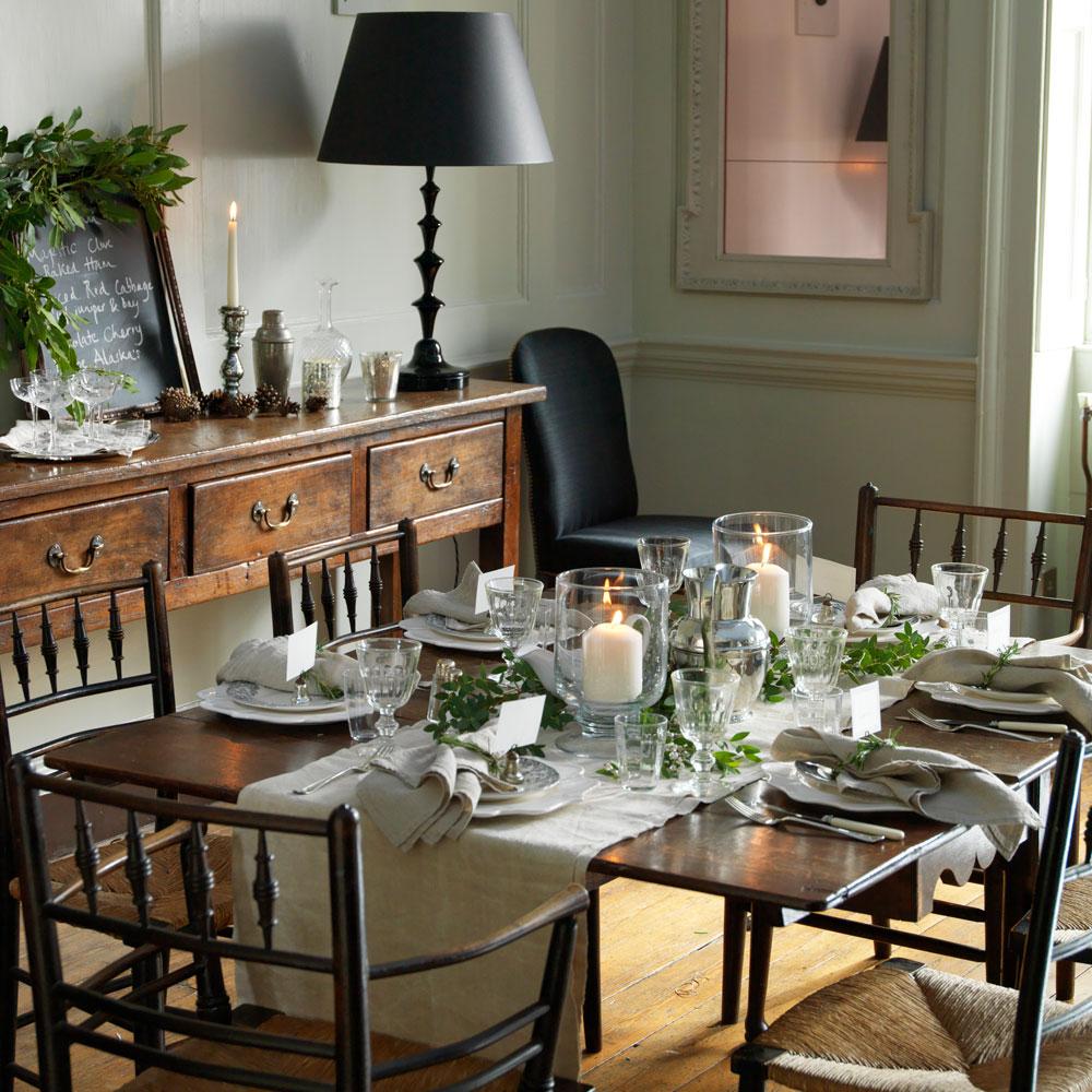 Dinner Table Décor Ideas For The Fall