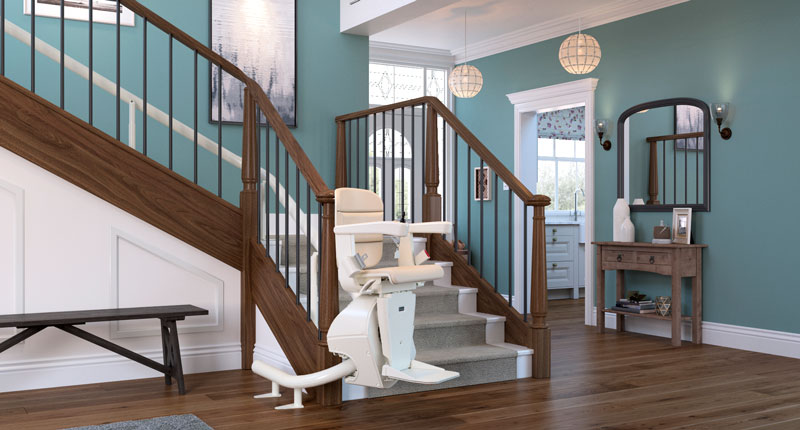 Stairlifts Are Specially Designed